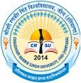 Chaudhary Ranbir Singh University (Jind) Logo