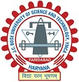 J.C. Bose University of Science and Technology, YMCA, Faridabad Logo